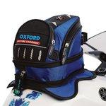 Tanktasche OXFORD schwarz 2L mit Magnet-Befestigung