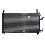 Klimakühler, Klimaanlage DELPHI TSP0225413