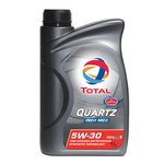 Motoröl TOTAL Quartz INEO MC3 5W30, 1 Liter