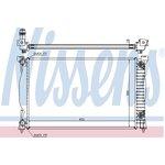 Kühler, Motorkühlung NISSENS 60305A