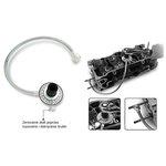 Winkelmesser TOPTUL 360 Grad Durchmesser: 63 mm Länge: 480 mm Magnethalter