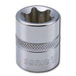 """Steckschlüssel 1/4"""" E-TORX SONIC 22616"""