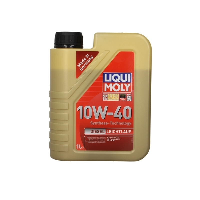 motor l liqui moly 10w40 1 liter audi bmw opel. Black Bedroom Furniture Sets. Home Design Ideas