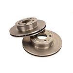 Bremsscheiben, 2 Stück DELPHI BG3537