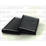 Innenraumfilter JC PREMIUM B4B014CPR-2X