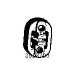 Anschlagpuffer, Schalldämpfer BOSAL 255-811