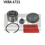 Radlagersatz SKF VKBA 6721