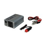 Wechselrichter WHITENERGY DC 24V-AC 230V 350W + USB