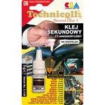 Sekundové lepidlo TECHNICQLL Second Glue 1 TE C-129 5 G