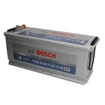 Autobaterie BOSCH T4 12V 170Ah 1000A, 0 092 T40 760