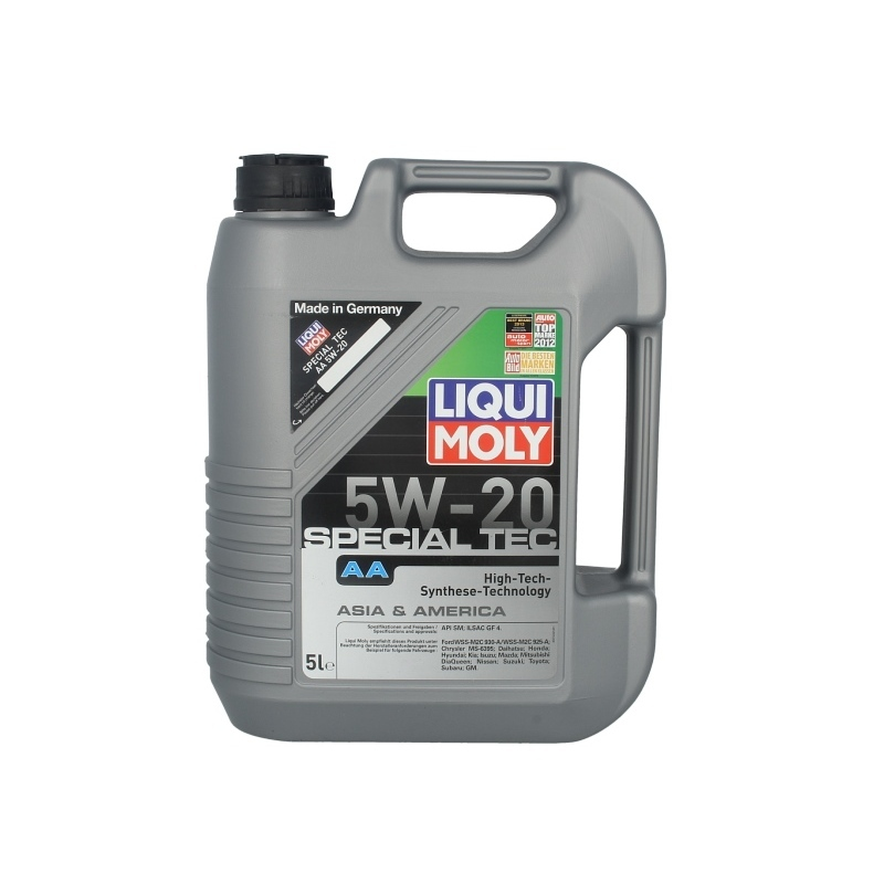motor l liqui moly 5w20 5 liter. Black Bedroom Furniture Sets. Home Design Ideas