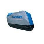 Motorrad Bezug OXFORD Dormex L blau/silber/schwarz