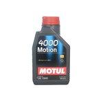 Motoröl MOTUL 4000 Motion 15W40, 1 Liter
