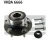 Radlagersatz SKF VKBA 6666