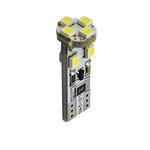 M-TECH LED žárovky - Premium, bílá, typ W5W, 0,64W