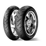 Motorradreifen Custom DUNLOP 200/50R18 79V TL Rear ELITE 3 WIDE