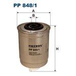 Kraftstofffilter FILTRON PP848/1