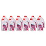 Kühlflüssigkeit G12+ 4MAX 1601-01-0001E SET, 12x 1 Liter