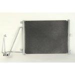 Kondenzátor klimatizace THERMOTEC KTT110090 - 1850061