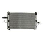 Klimakühler, Klimaanlage NISSENS 94414