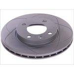 Bremsscheibe, 1 Stück ATE Power Disc vorne 24.0320-0123.1