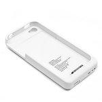 Externer Akku für Apple iPhone 4/4S - weiß, 1900 mAh