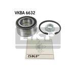 Radlagersatz SKF VKBA 6632