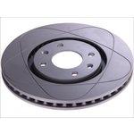 Bremsscheibe, 1 Stück ATE Power Disc vorne 24.0326-0106.1