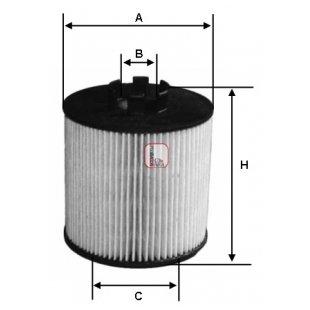 Ölfilter SOFIMA S 5064 PE