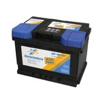 CARTECHNIC Autobaterie Ultra Power 12V 60Ah 540A, CART560409054