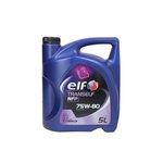 Getriebeöl ELF Tranself NFP 75W80 GL-4+, SHP, 5 Liter