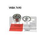 Radlagersatz SKF VKBA 7490
