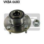 Radlagersatz SKF VKBA 6680