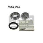 Radlagersatz SKF VKBA 6686