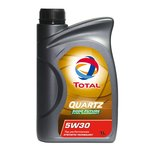 Motoröl TOTAL Quartz 9000 Future 5W30, 1 Liter