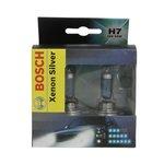 Glühlampe BOSCH H7 (12V 55W) Xenon Silver 2 Stück