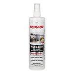AUTOLAND Čistič interiéru vozidla a plastů, UV filtr, včelí vosk a vosk Carnauba, matný efekt, 300 ml