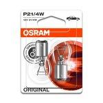 Glühlampe OSRAM P21/4W 2 Stück