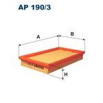 Luftfilter FILTRON AP190/3