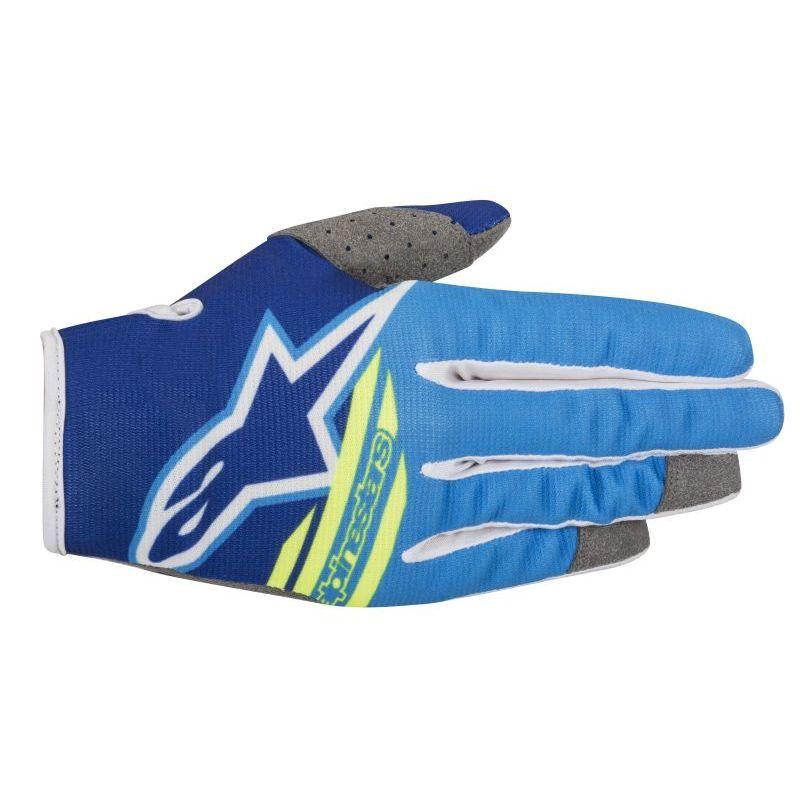 Alpinestars Handschuhe Radar Schwarz//Dunkelgrau