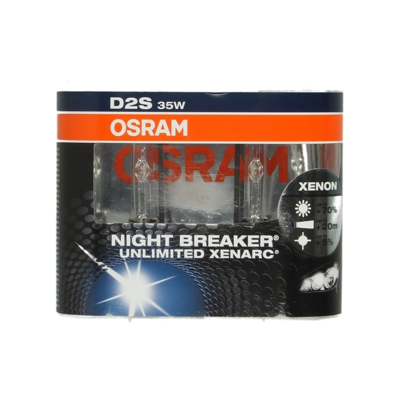 entladungslampe xenon osram d2s xenarc night breaker. Black Bedroom Furniture Sets. Home Design Ideas