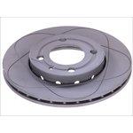 Bremsscheibe, 1 Stück ATE Power Disc vorne 24.0318-0106.1