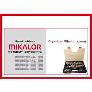 Kabelbinder, Satz MIKALOR OSM 52-009 SET 305 Stück