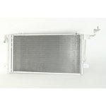 Klimakühler, Klimaanlage NISSENS 94321