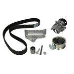 Rozvodová sada (řemen, kladky, vodní pumpa) HEPU PK05501