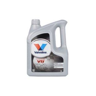 Syntetický motorový olej VALVOLINE VR1 RACING 5W50 VR1 RACING 5W50 4L