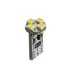 M-TECH LED žárovky - Premium, bílá, typ W5W, 0,32W