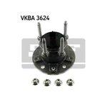 Radlagersatz SKF VKBA 3624