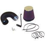 Sportluftfilter Injektion Kit mit Kegelfilter K&N 57-0282