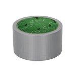 Lepicí páska (opravná, samolepící, jednostranná, stříbrná, 48mm X 10m, použitelná pro topící či chladící tělesa